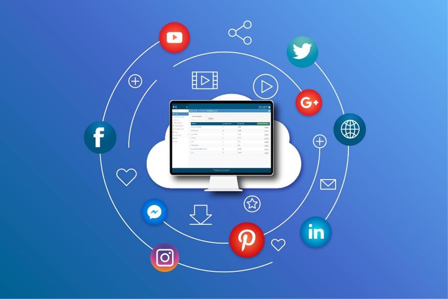 IMAJ, une plateforme connectée à vos canaux de communication.